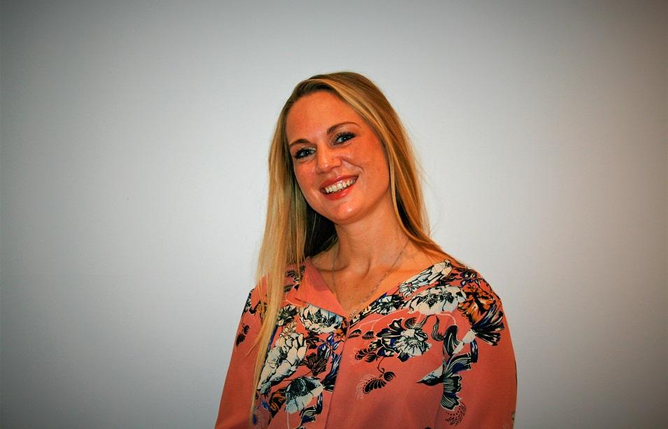 Om Os - Sygeplejerske Stephanie Persson